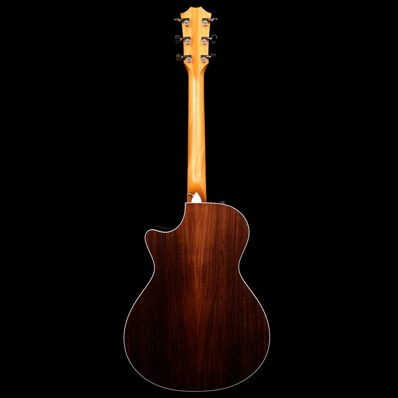 Taylor 412ce-R Grand Concert Acoustic-Electric Natural 1106139096