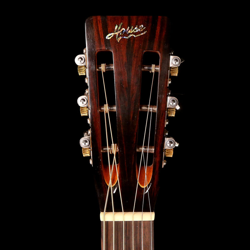 House 000 Acoustic Guitar Natural 2009 #000080949