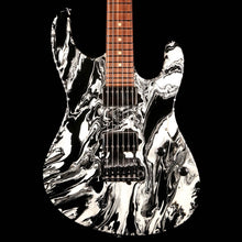 Suhr Modern Drip Black and White