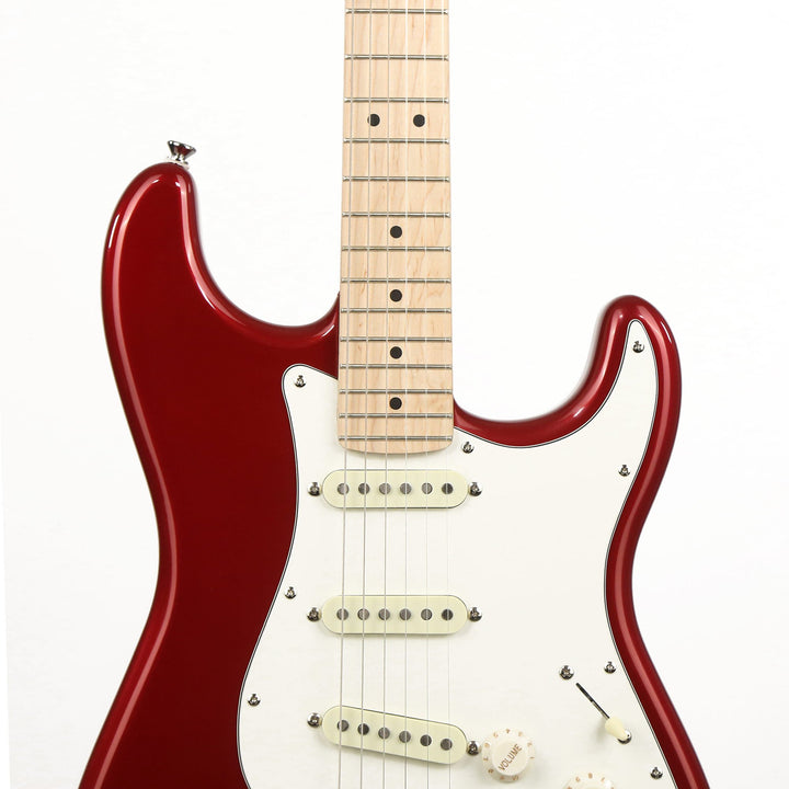 Squier Standard Stratocaster Candy Apple Red 0321602509