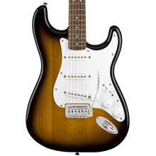 Squier Stratocaster Pack Brown Sunburst Used