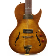B&G Guitars Little Sister Crossroads Honey Burst
