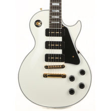 Gibson Custom Shop Les Paul Custom Alpine White Gloss Made 2 Measure