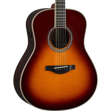 Yamaha LL-TA Acoustic-Electric Brown Sunburst