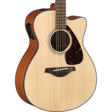 Yamaha FSX800C Concert Acoustic-Electric Natural Used