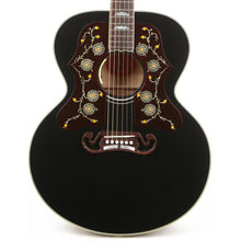 Gibson SJ-200 Ebony Double-Pickguards Acoustic-Electric Made 2 Measure