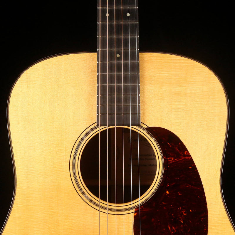 Martin Custom Shop Factory Exclusive Style 18 Dreadnought Sinker Mahogany Natural M2215819