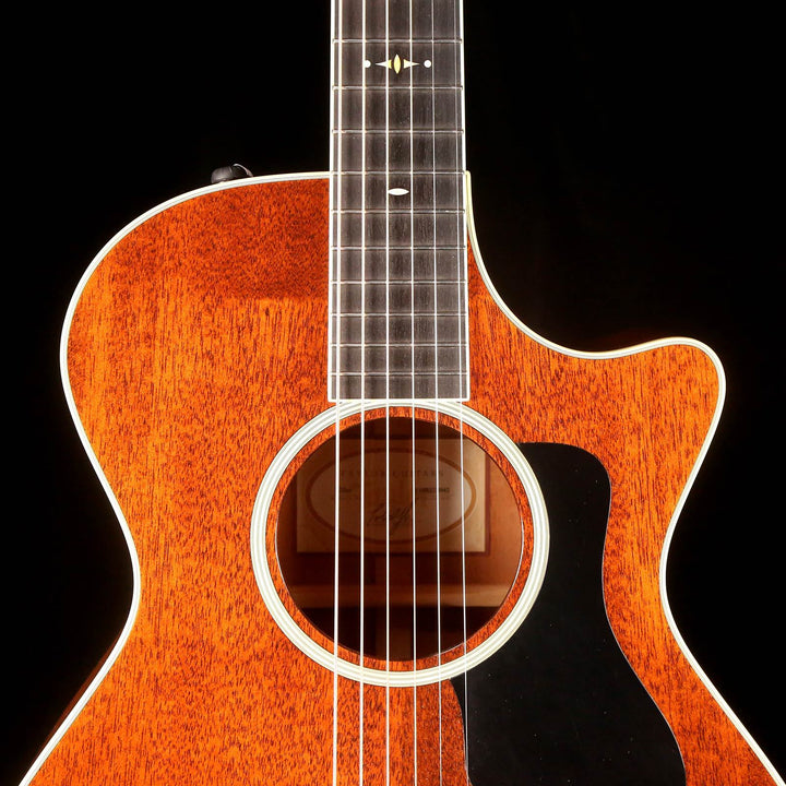 Taylor 522ce Grand Concert Acoustic-Electric 2013 1108223042