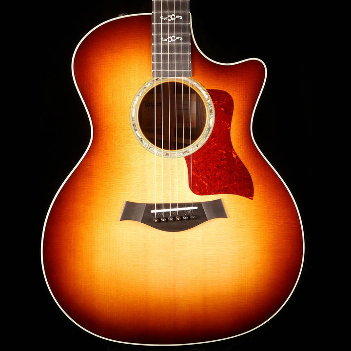 Taylor 414ce V-Class Special Edition Grand Auditorium Acoustic-Electric Shaded Edge Burst 2018 1106118099