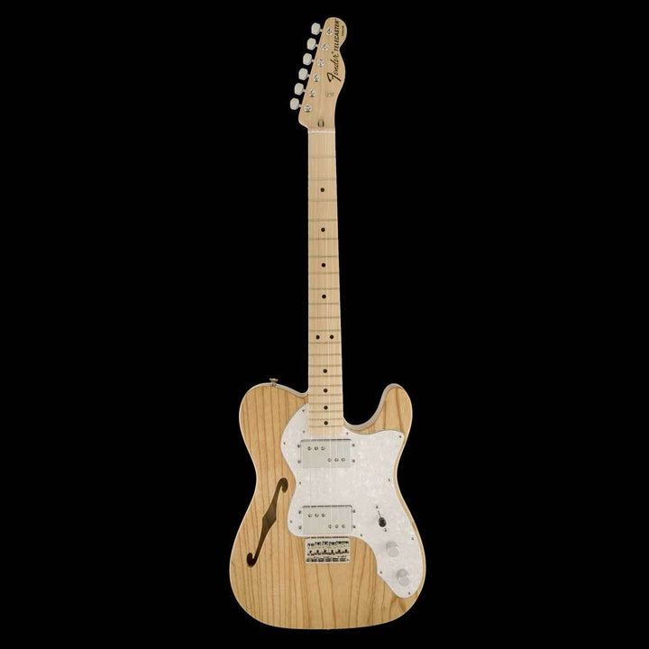 Fender Classic Series '72 Telecaster Thinline Natural 0137402321