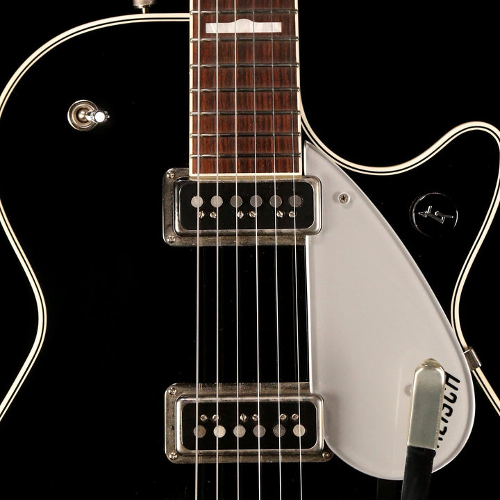 Gretsch George Harrison Signature Duo Jet G6128T-GH Black 2011 JT11072843