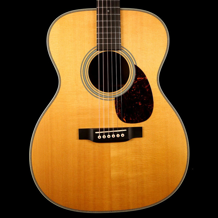 Martin OM-28e Acoustic-Electric Natural 2018 2187531