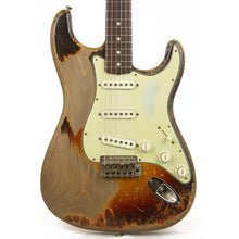 Fender Custom Shop '62 Stratocaster Ultimate Relic Masterbuilt Dale Wilson Music Zoo 25th Anniversary Edition