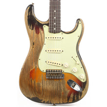 Fender Custom Shop '62 Stratocaster Ultimate Relic Masterbuilt Greg Fessler Music Zoo 25th Anniversary Edition