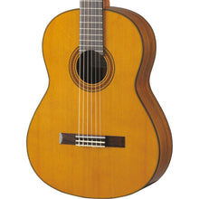 Yamaha CG162C Classical Guitar Cedar Top Natural