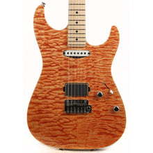 Tom Anderson Drop Top Quilt Natural Coral with Binding