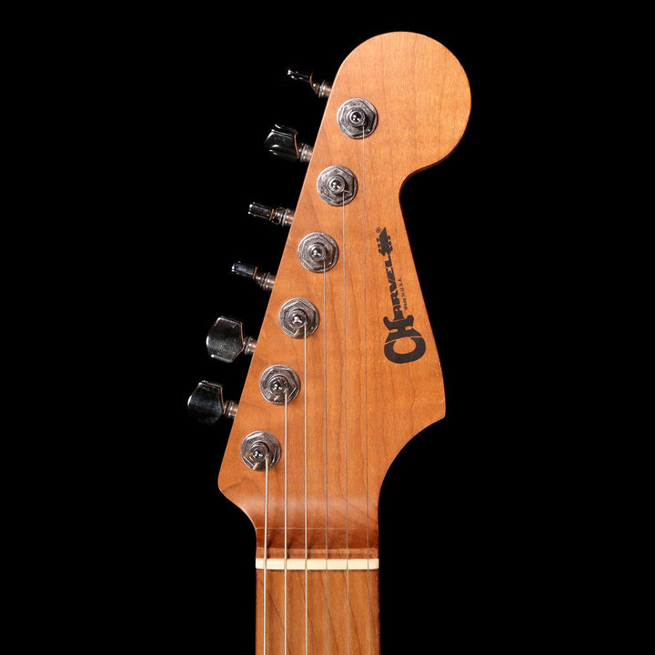 Charvel Guthrie Govan Signature Caramelized Ash HSH Natural 2017 GG17001155