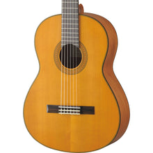 Yamaha CG122MCH Classical Guitar Cedar Top Natural