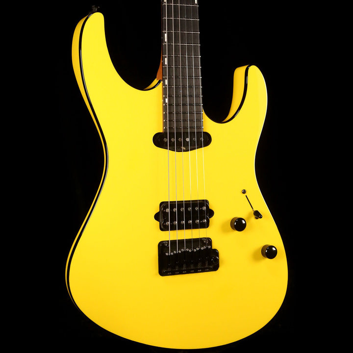 Suhr Modern Yellow with Black Binding JS6R3Q