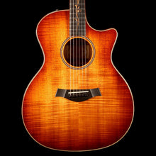 Taylor K24ce Grand Auditorium Acoustic-Electric Shaded Edgeburst 2014