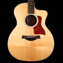 Taylor 214ce DLX Grand Auditorium Acoustic-Electric Natural 2018