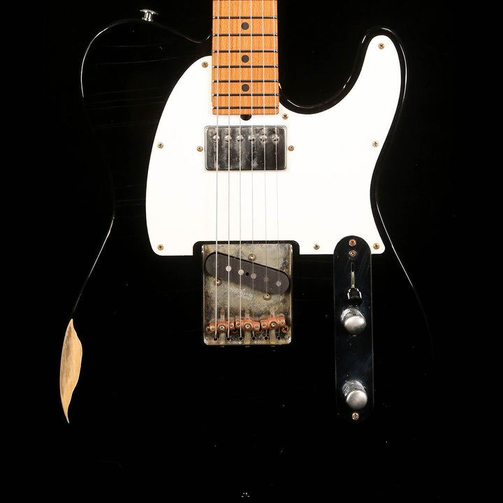 Suhr Classic T Antique Lightly Aged Black 2014 25174