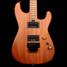 Charvel Custom Shop San Dimas Roasted Mahogany
