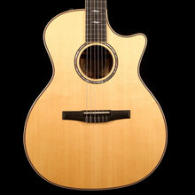 Taylor 814ce-N Nylon String Acoustic-Electric Natural 2015