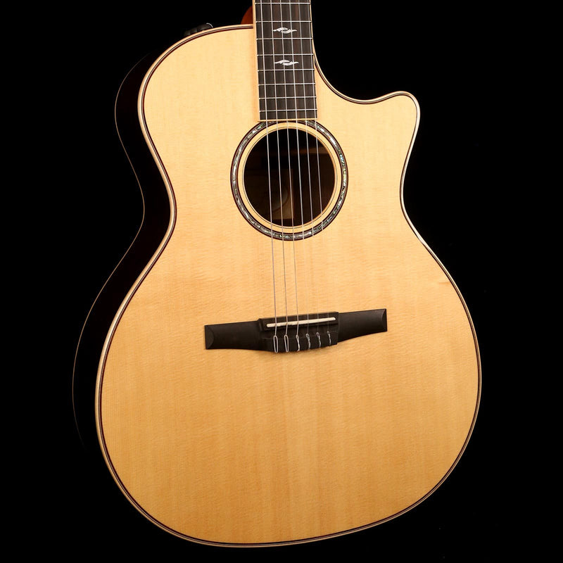 Taylor 814ce-N Nylon String Acoustic-Electric Natural 2015 1103165149