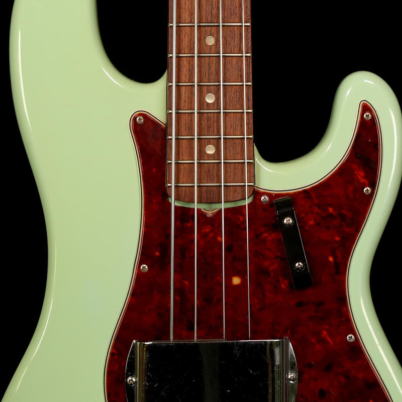 Fender Precision Bass Refinished Seafoam Green 1966 128635