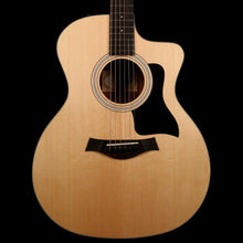 Taylor 114ce Walnut Grand Auditorium Acoustic-Electric Natural