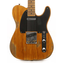Fender Custom Shop Double Esquire Roasted Pine Heavy Relic Natural