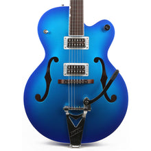 Gretsch G6120T-HR Brian Setzer Signature Hot Rod Hollow Body Candy Blue Burst