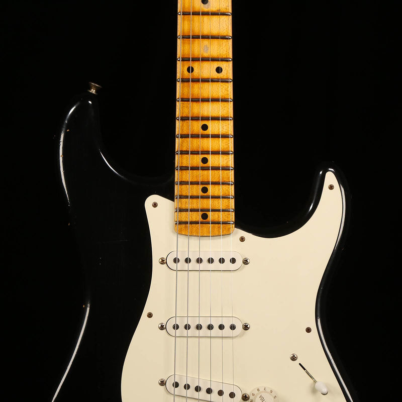 Fender Custom Shop Total Tone '56 Stratocaster Relic Black 2013 R71261