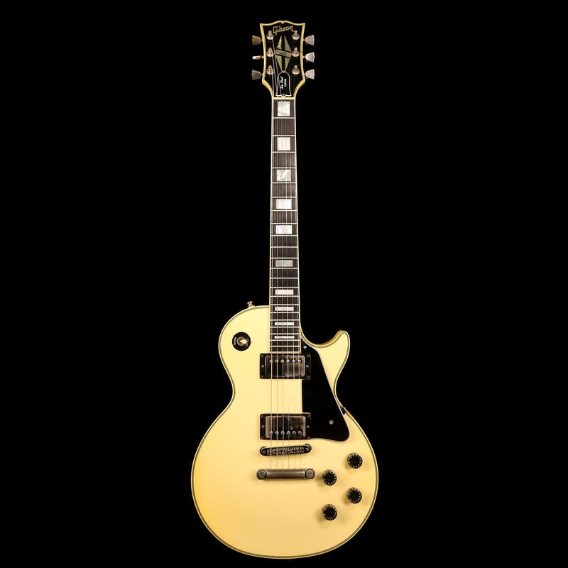 Gibson Les Paul Custom White with Factory Nickel Hardware 1983 83253786
