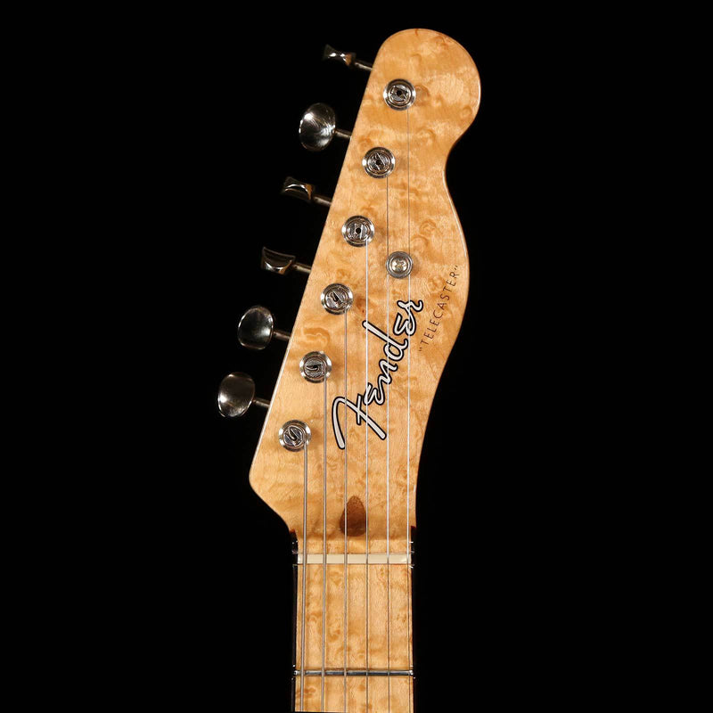 Fender Custom Shop Flame Top Telecaster Thinline Natural 1997 2 of 5