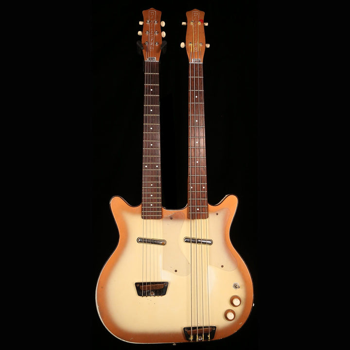 Danelectro 3923 Doubleneck Guitar and Bass 1959