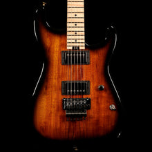 Charvel Custom Shop San Dimas 2H FR Koa Two-Tone Burst
