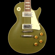Gibson Custom Shop 1958 Les Paul Reissue Lightly Aged Olive Drab Made 2 Measure