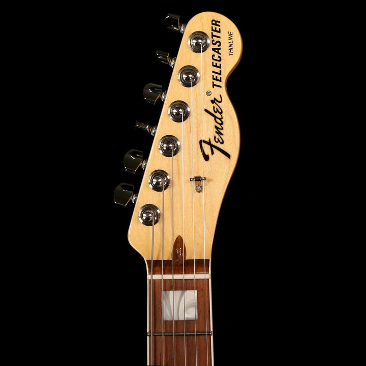Fender Limited Edition Tele Thinline Super Deluxe Orange 2018 US18042493