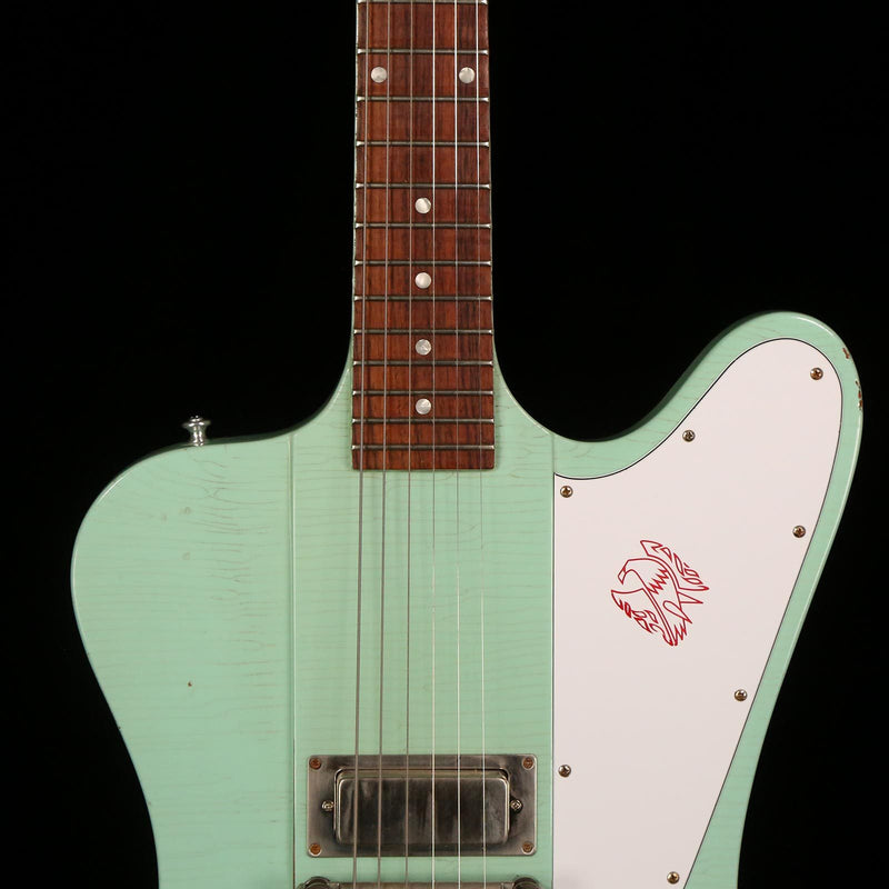 Gibson Custom Shop '63 Firebird Made 2 Measure Seafoam Green Aged 150143