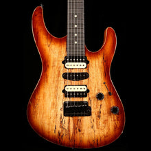 Suhr Modern Spalted Maple Top Brown Burst 2018