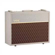 Vox AC30 Hand-Wired 2x12 Guitar Combo Amplifier with Celestion Alnico Blue Speakers