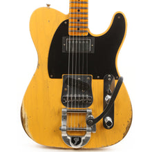Fender Custom Shop '50s Vibra Tele Heavy Relic Aged Butterscotch Blonde Limited Edition
