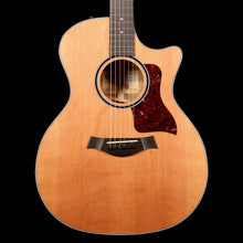Taylor 414ce LTD Grand Auditorium Acoustic-Electric Western Red Cedar Natural