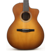 Taylor 114ce-SB-N Grand Auditorium Nylon String Acoustic-Electric Sunburst