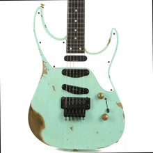 Jackson Custom Shop SL Soloist 3S-V Surf Green