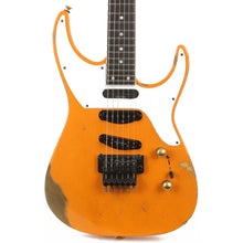 Jackson Custom Shop SL Soloist 3S-V Capri Orange