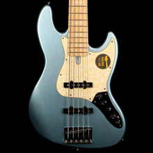 Sire Guitars Marcus Miller V7 Swamp Ash 5-String Bass 2nd Generation Lake Placid Blue