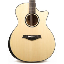 Taylor Custom Shop Grand Auditorium Blackheart Sassafras and Lutz Spruce Music Zoo 25th Anniversary Limited Edition